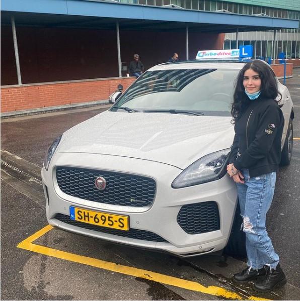rijschool voor vrouwen jaguar